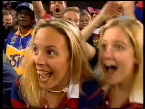 Knights grand final parade 2001