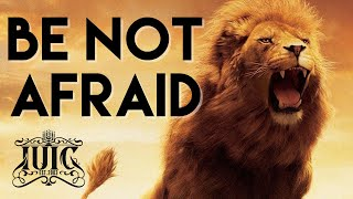 The Israelites: Be Not Afraid