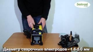 Зварювальний інвертор Кентавр СВ-250ТП огляд
