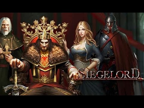 Siegelord Clash of Empires - Android Gameplay HD