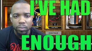 #WeNeedChange NBA 2k16 MyTeam Pack Opening | Enough Is Enough