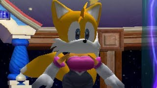 WHAT ARE THESE MODS? - Sonic Adventure 2 Battle