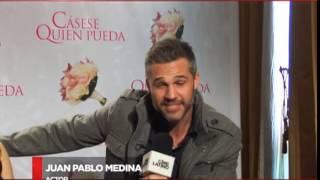 Juan Pablo Medina en Cásese quien pueda-Trailer Cinelatino