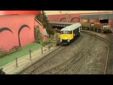 Modern Image Model Railway (Part 02) Spotters Paradise!