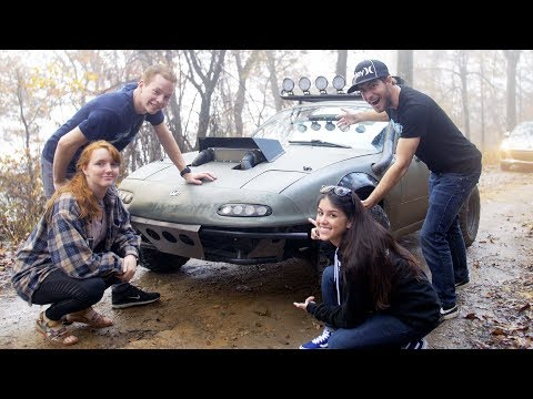 The Most Badass Miata Ever - Gingium Off Road BEAST!