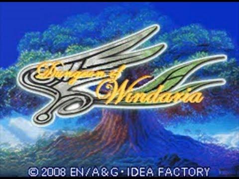 dungeon of windaria ds