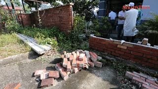 Kota Tinggi boy returning home from school crushed to death by brick wall