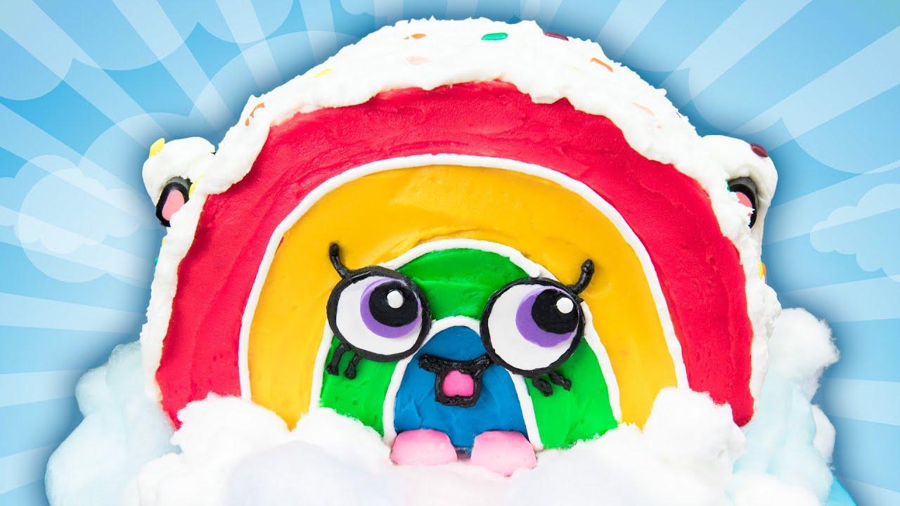 Shopkins Cake Cupcake