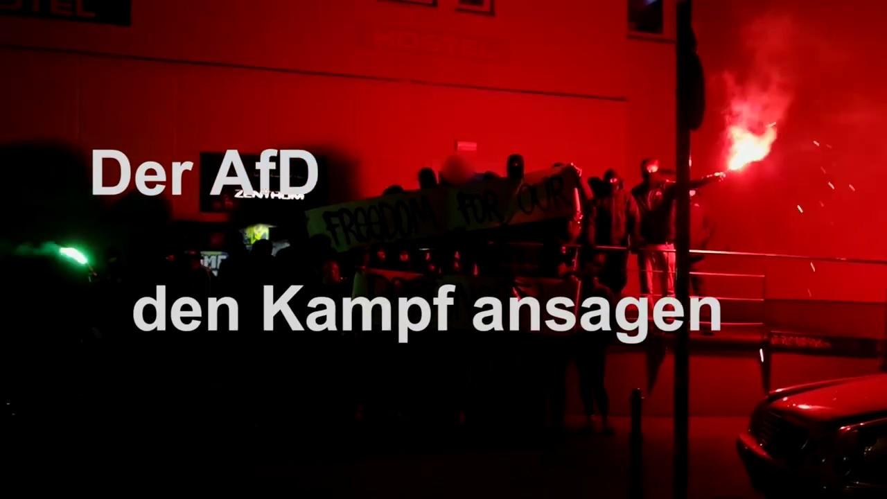 Bildergebnis für Antifa Zug