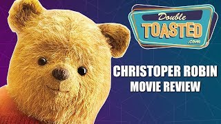 CHRISTOPHER ROBIN MOVIE REVIEW 2018