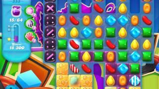 Candy Crush Soda Saga Level 555 (2nd nerfed)
