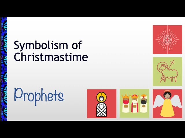 November 29, 2020 Service: Symbolism of Christmastime: Prophets (Replay)