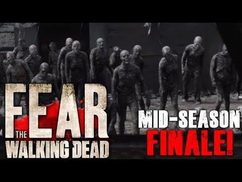 Fear The Walking Dead Season 4  Mid-Season Finale - Video Predictions