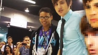 Lunchtime w/ Smosh LIVE!