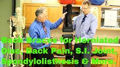 hqdefault - Back Pain Brace Support