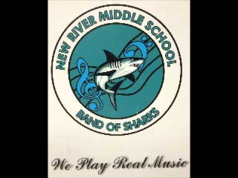 New River Middle School Band - 05/16/2015 FULL Performance