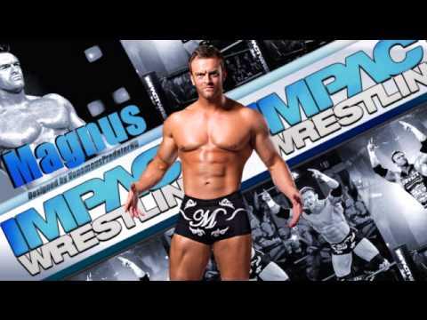 TNA 2013: Magnus Theme - ''Vs The World'' (Darkside of The City Intro)
