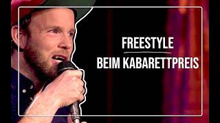 Quichotte – Freestyle beim Kabarettpreis
