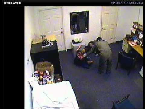 Surveillance Video of Suspects in Robbery Investigation - YouTube