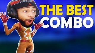 NEW META - THE BEST COMBO IN FORTNITE! | HIGH KILL FUNNY GAME - (Fortnite Battle Royale)