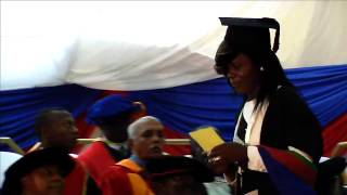 University of Venda graduation ceremony