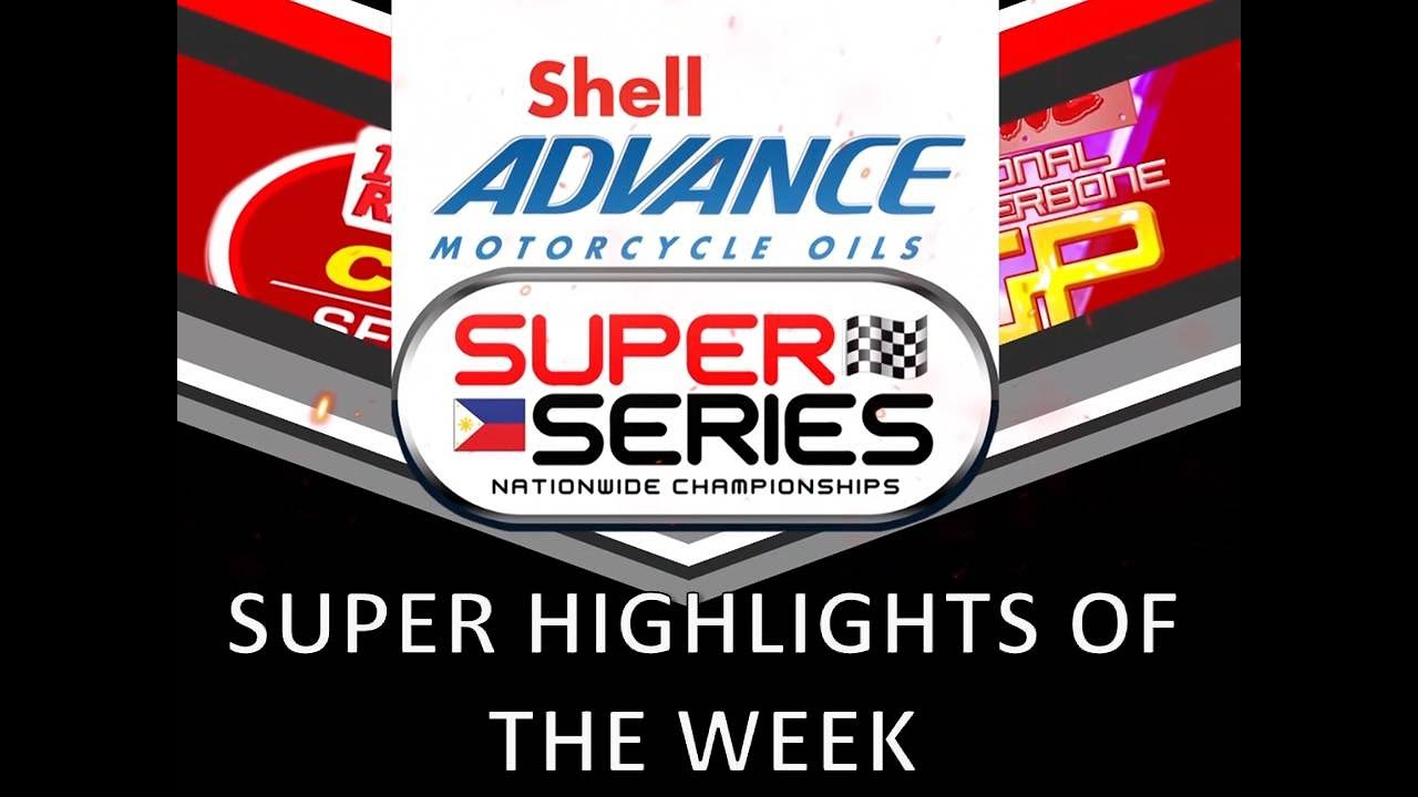 Gian Carlo Mauricio Super Highlights Cavite GP 2017 | Super Series Highlights #1