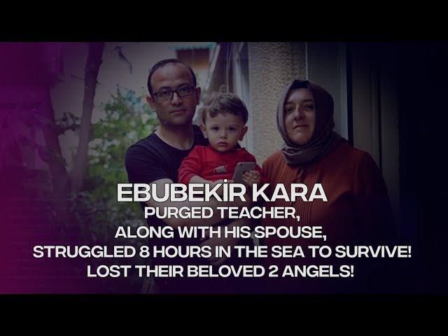 BROKEN LIVES,  EBUBEKIR KARA INTERVIEW, EXTENDED