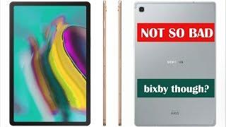 Samsung Galaxy Tab S5e - Is it worth buying it?