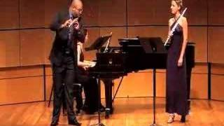 Flute Recital, Flower Duet from Lakme