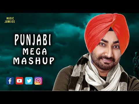 Non stop Bhangra mashup 2018 ☼ Latest Punjabi Dance Party DJ