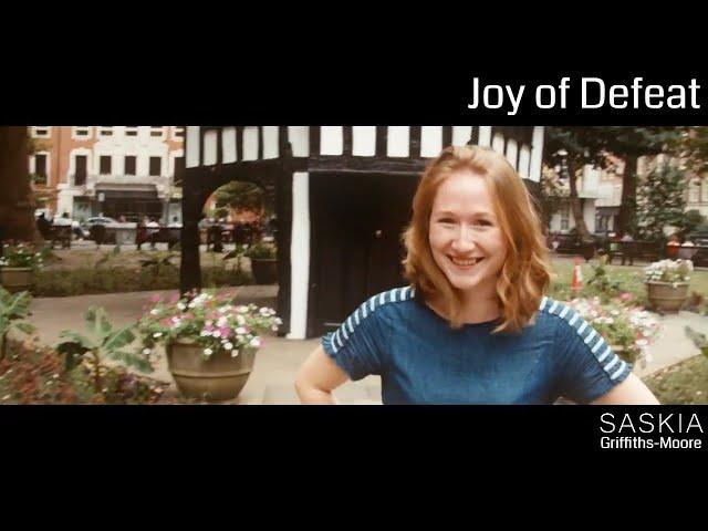 Joy Of Defeat // Saskia Griffiths-Moore