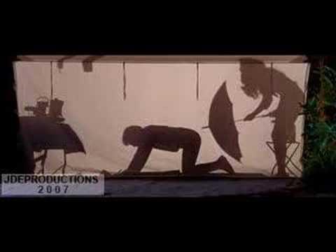 austin powers (part 2) tent scene