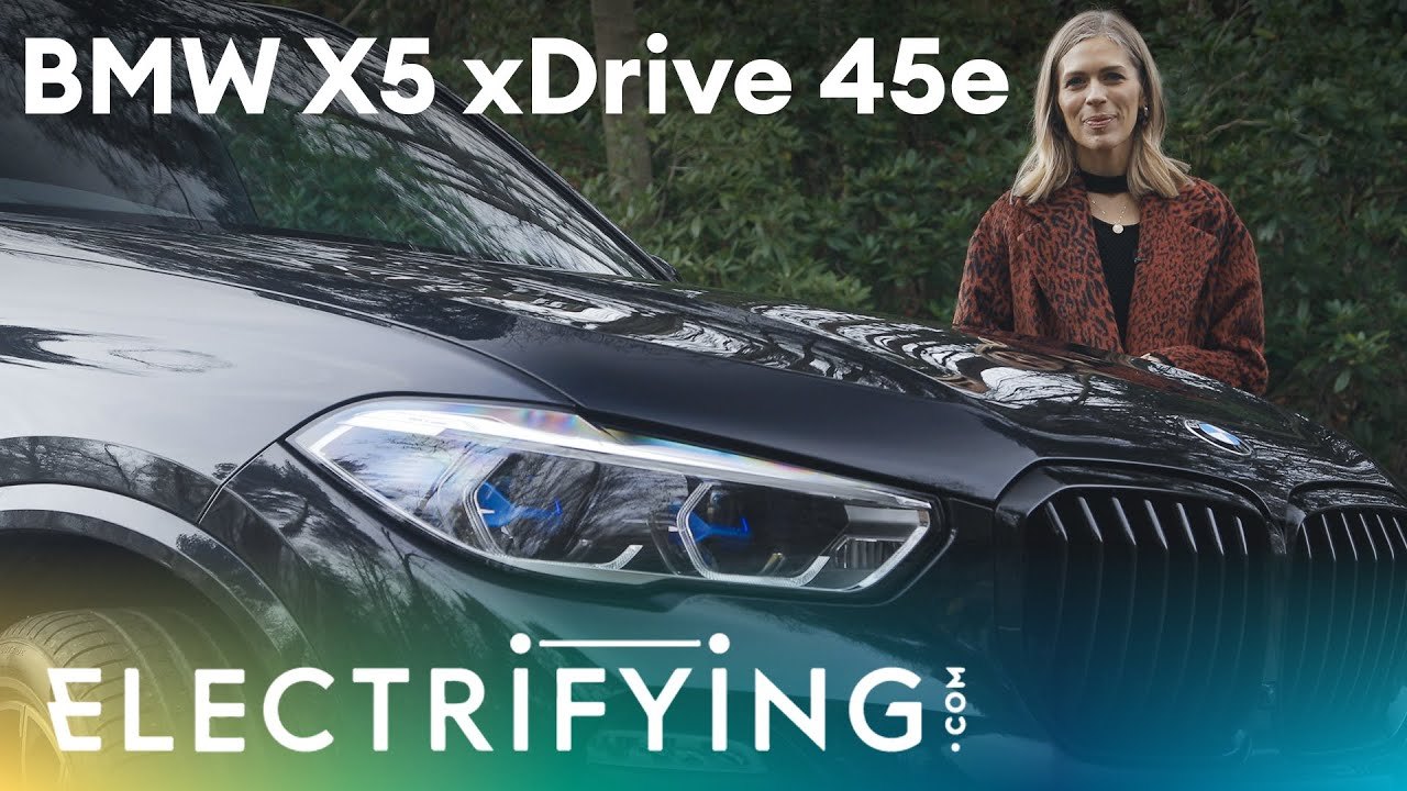 BMW X5 Hybrid 45e SUV: In-depth review with Nicki Shields / Electrifying