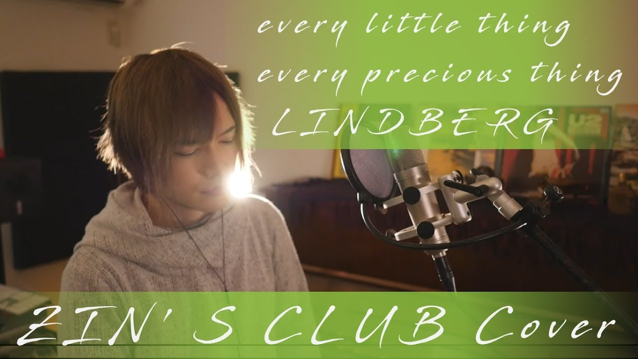 FULL,作詞:Kaori Mochida,歌詞付き【男性が歌う】every little thing every precious thing / LINDBERG (Acoustic Cover by ZIN'S CLUB) - YouTube