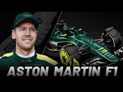 Aston Martin's F1 Future with Mercedes