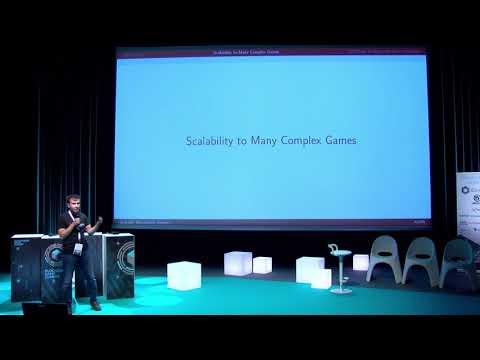 Daniel Kraft, XAYA - Blockchain Game Summit - Game channels