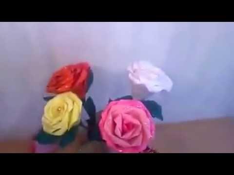 rose basteln aus papier teil 2 zum muttertag vatertag geburtstag freundin freund youtube. Black Bedroom Furniture Sets. Home Design Ideas