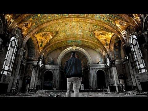 Abandoned Church School HEARD VOICES?!
