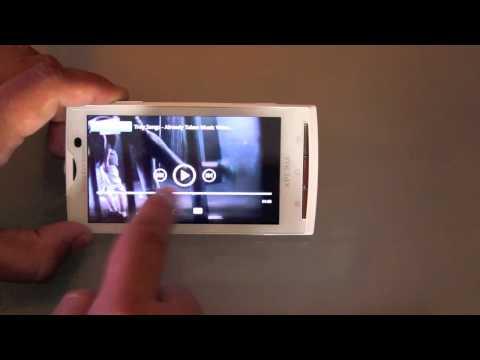 Completo análisis y tour por el sony ericsson xperia x10 con android 2.1