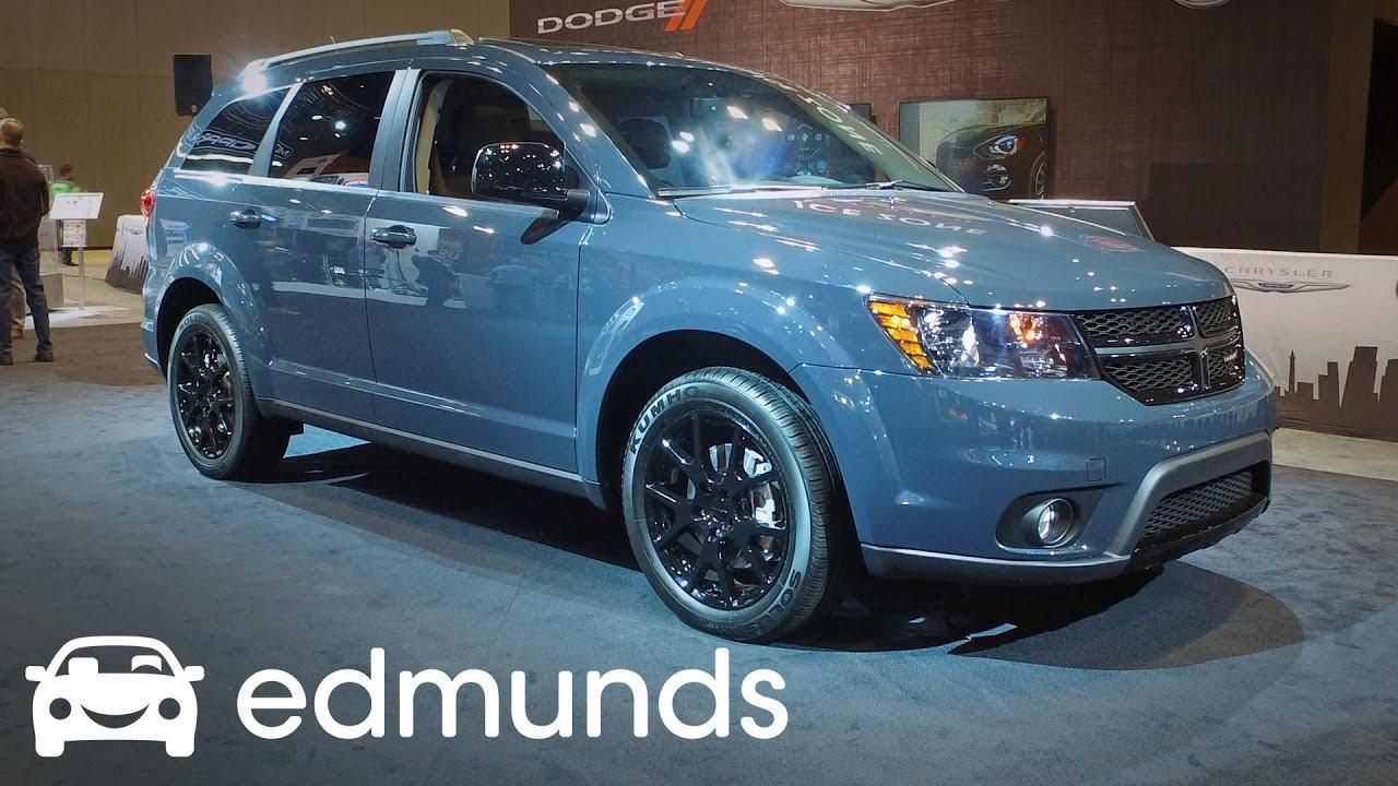 2017 Dodge Journey Review Features Rundown Edmunds
