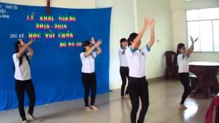 Mua dân vũ: Sức sống Vinh Sơn