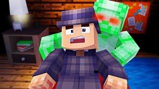 ZIELONY STEVE MNIE DOPADŁ! | Minecraft Ferajna
