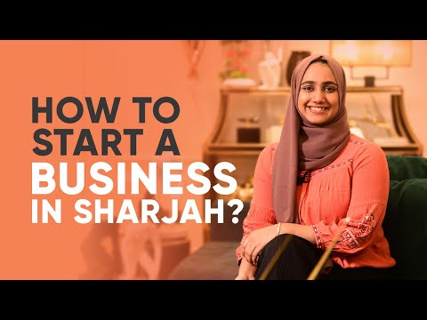 How to start a business in Sharjah?