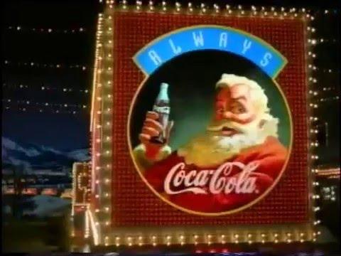 Coca Cola Werbung Weihnachten.Coca Cola Christmas Truck 1997 Werbung Durch Emotionen