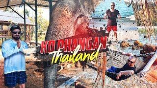 Поездка в Thailand - Koh Phangan 2018 / Панган - ТАЙЛАНД / БАЗИНЯН ШОУ