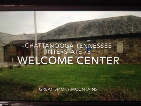 Great Smoky Mountains - Welcome Center - Tennessee