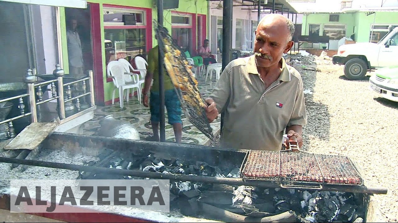 Yemenis find refuge in Africa's Djibouti