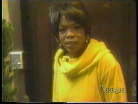 Oprah Winfrey visits