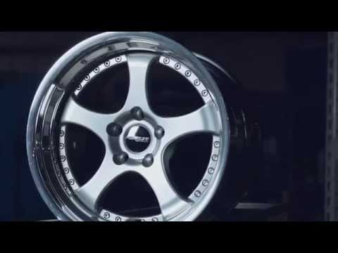 Forgeline Heritage Series RS3 Wheel