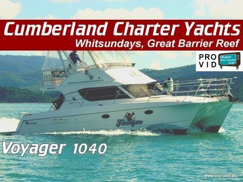 Whitsunday Bareboats Whitsundays Voyager 1040 Finnigan